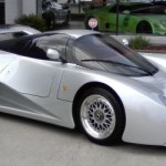 1995 Lotec C1000 Mercedes- Benz 374kmh