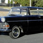 1961 Opel Record 1700