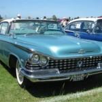 1959 – Buick LeSabre Coupe
