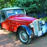 1935 DKW F5 Roadster