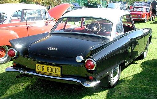 Auto Union 1000-Sp DKW 3=6 & 1000 & Audi Pictures