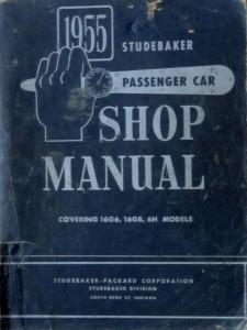 Rare Classic Car / Automotive Books / Manuals Book 926 Studebaker