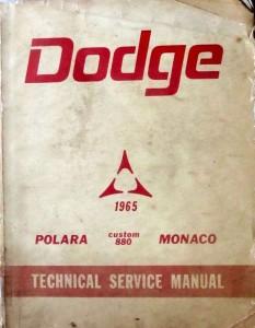 Rare Classic Car / Automotive Books / Manuals Book 928 Dodge Polara