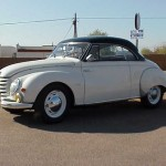 1953 DKW 3 = 6 Karmann Coupé Two Seater