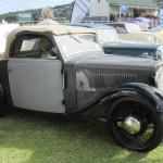 DKW 35 F5 700 Cabriolet  - 5839