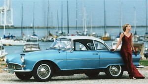 DKW - Auto Union 1000SP Blue - Harbour