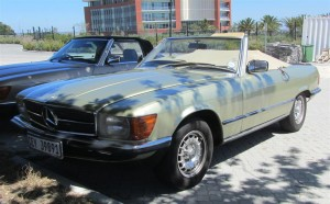 1987 Mercedes 280 SL Classic Vintage Cars Sale South Africa