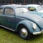 VW 51 Beetle Blue George fs