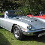Maserati 1967  Intezione 4000 Silver sf33