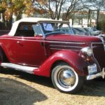 1936 Ford Roadster (Large)