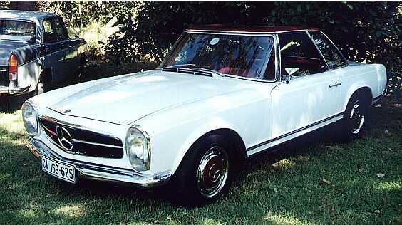 Mercedes Benz Sa Classic