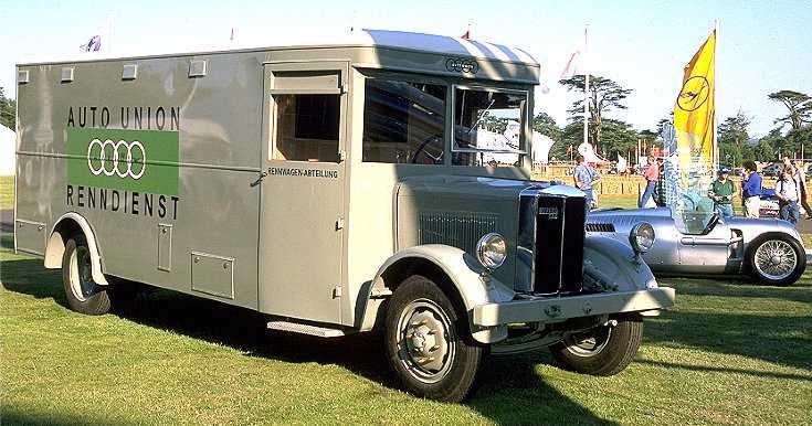 AU-Transporter