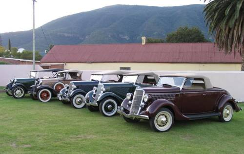 Ford In South Africa Sa Classic
