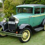 Ford 30 Model A sf22