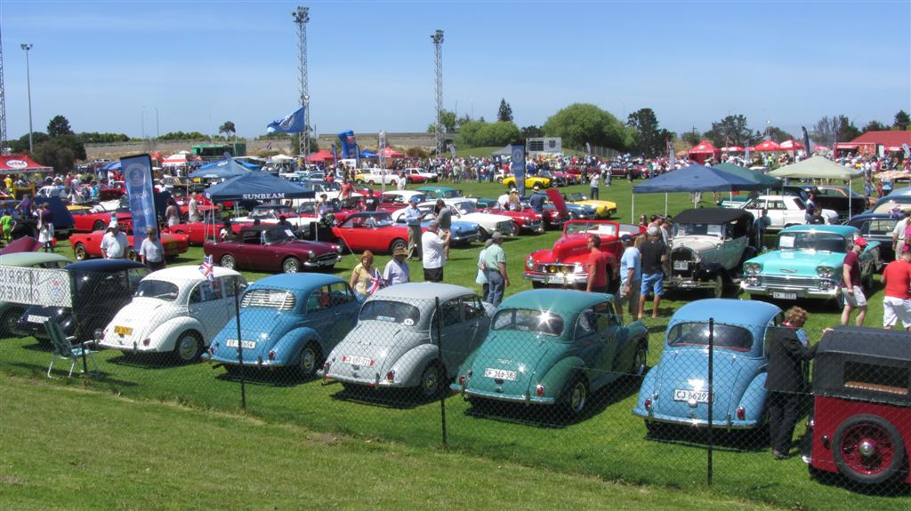 South Africa Classic Car Shows / Events