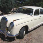 Mercedes Benz 59 220S Ponton Ivory ssf09