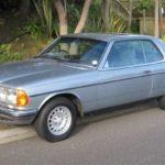 Mercedes Benz 82 230CE ssf055