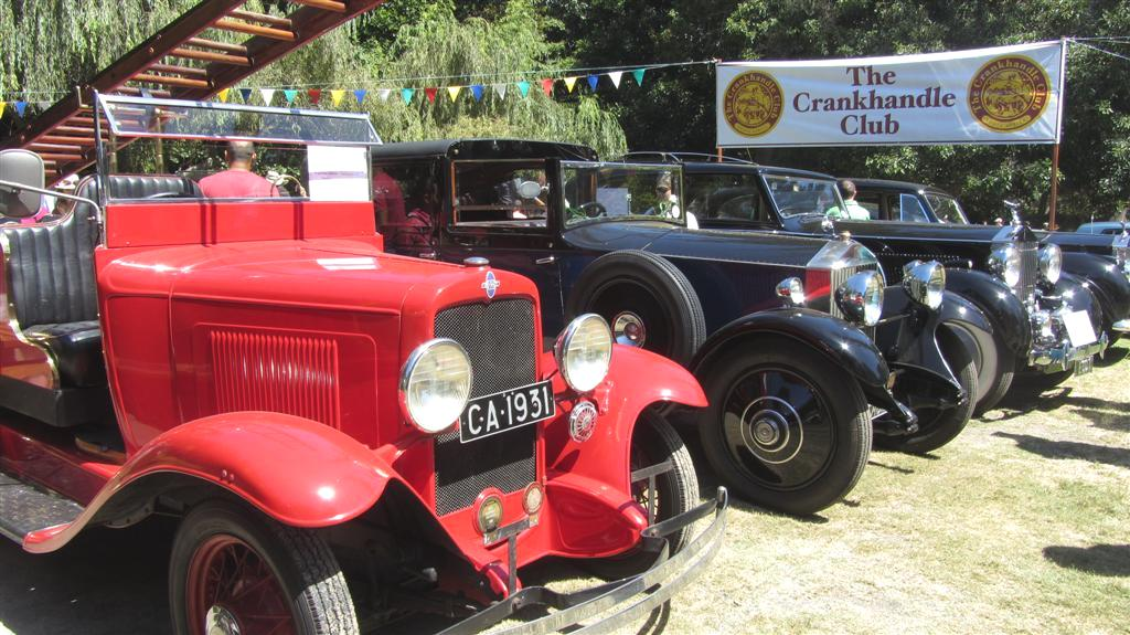 South Africa Classic Car Shows Events