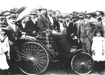 First Car In South Africa