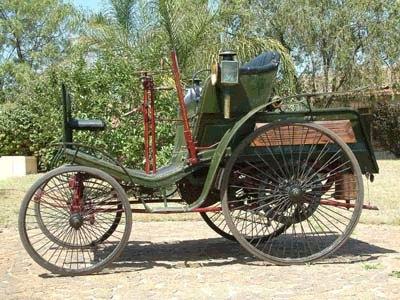 1899 Benz Comfort