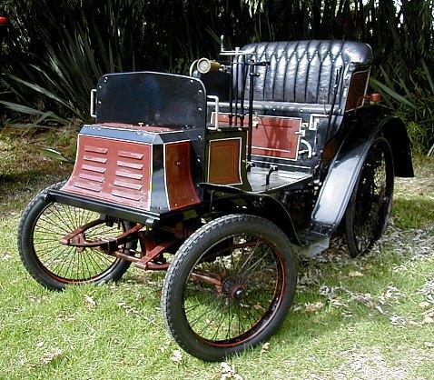 1901 Benz Ideal