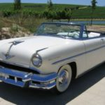 1954 Ford Lincoln Capris Convertible