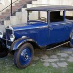 1930 Peugeot 201 Sedan