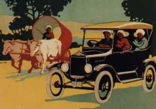 Ford History 1908 - 1926