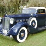 1935 Packard Super 8 Cabriolet