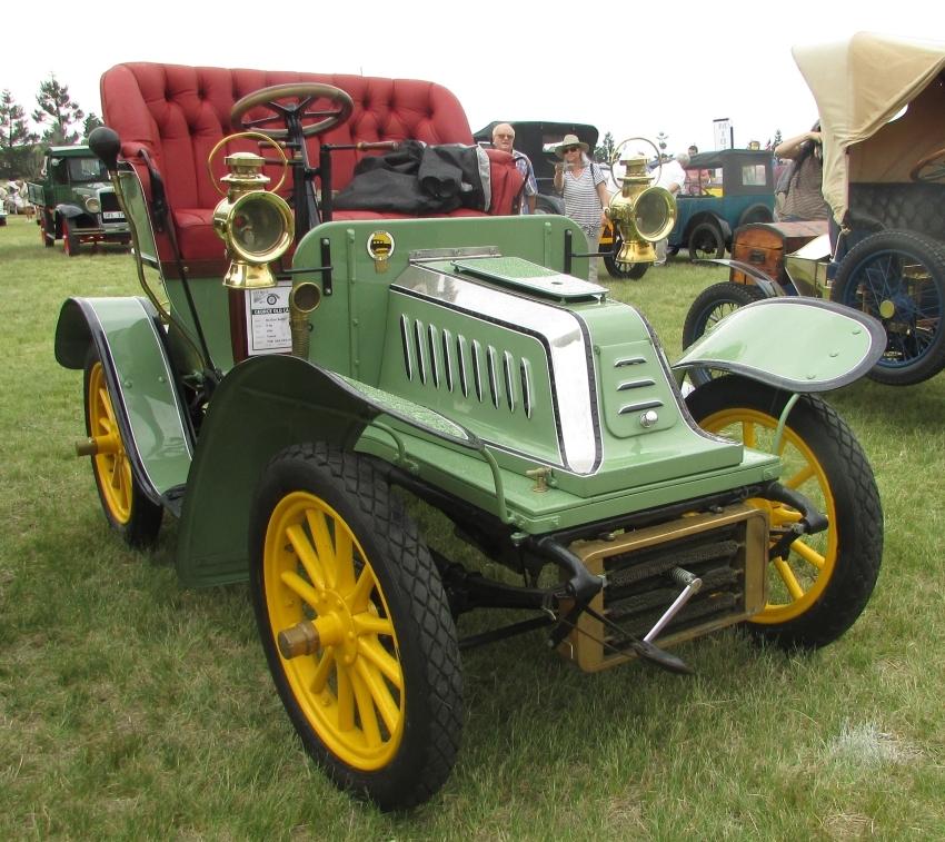 Gallery Period (1898 - 1920) Antique, Veteran & Vintage Cars - SA ...