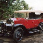 1922 OM Tipo 469 4 Cylinder Italian Tourer