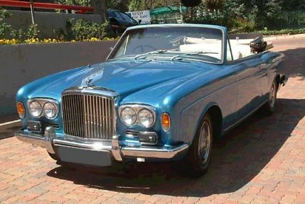 1970 bentley for sale