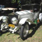 Rolls Royce 15 Silver Ghost