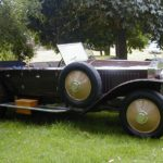 Rolls Royce 26 Phantom I Brown ss1 - Large