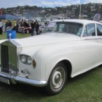 Rolls Royce 63 Silver Cloud III white