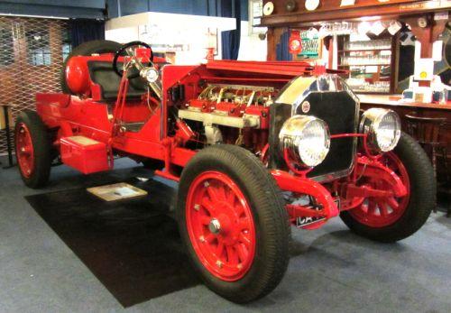 1917 American LaFrance Speedster SA Classic saclassic.co.za