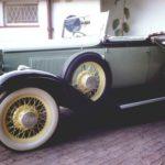 1931 Pontiac Coupé Cabriolet