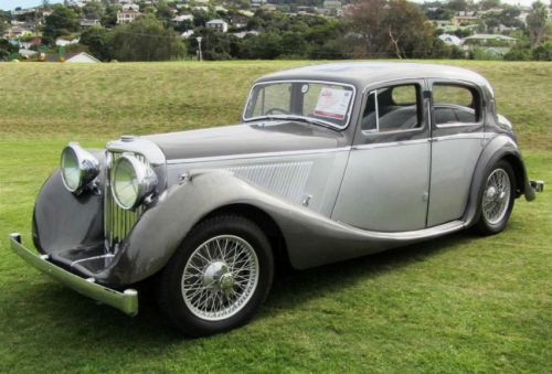 1937 Jaguar Swift Standard