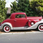 Buick 34 Sports Coupe Red ss01