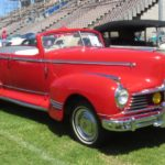 1947 Hudson Commodore Convertable
