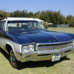 1968 Buick Skylark Grey