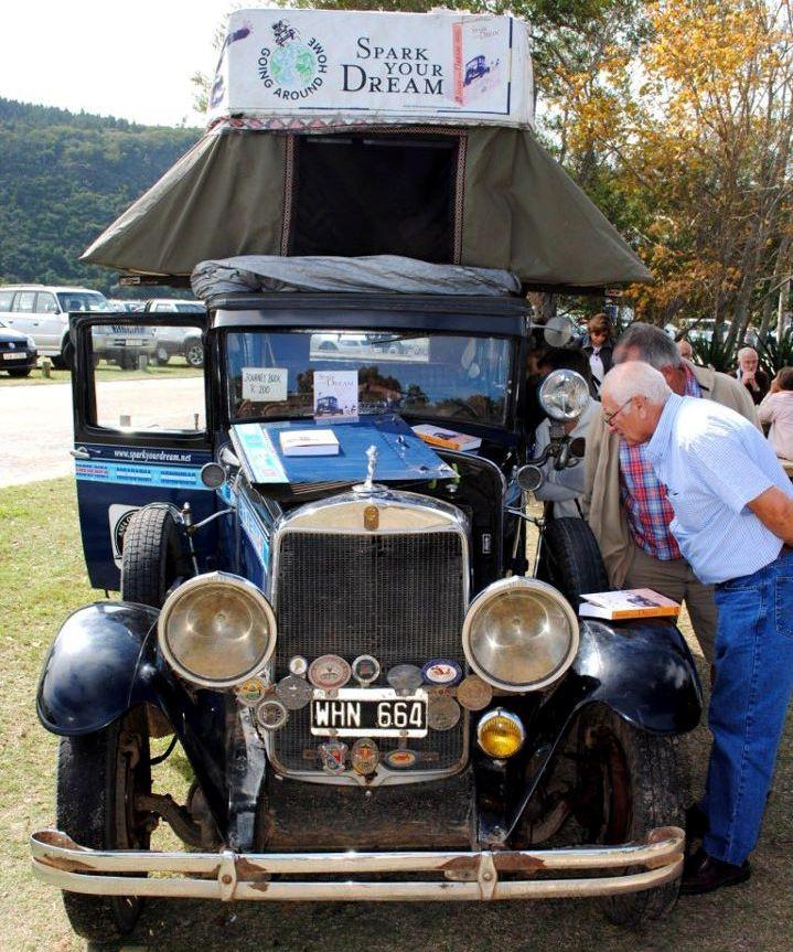 Old Car Adventures - SA Classic