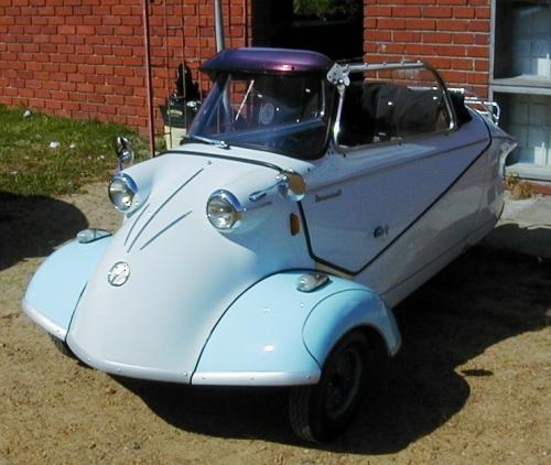 Messerschmitt Cabriolet